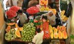 Live on a market, Port Louis, Mauritius
